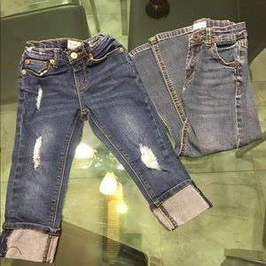 Other - Girls Hudson jeans size 5